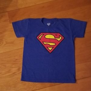 DC Comics boys t-shirt size S (6/7)